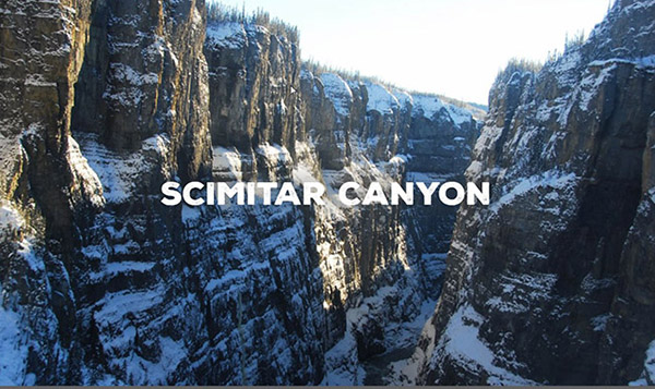 scimitar canyon