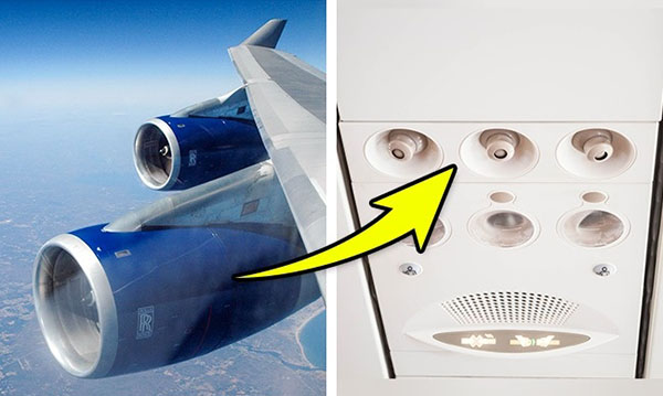 aircondition airplane