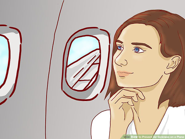 prevent Air Sickness on a Plane Step 1 3 and 2 2
