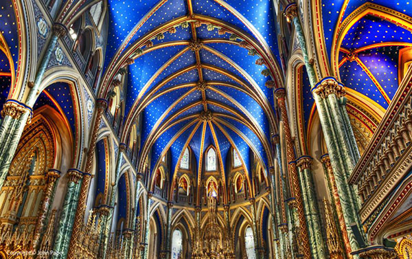 Notre Dame Cathedral Basilica 49387