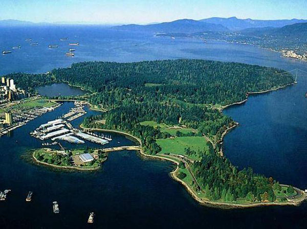 stanley park overview