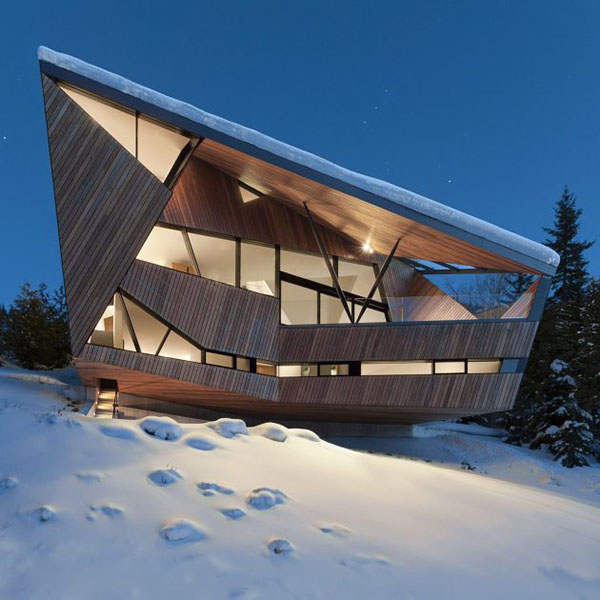 whistler Hadaway House by Patkau Architects